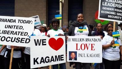 BRUXELLES : Mobilisation de la Diaspora Rwandaise de Belgique pour Accueillir avec Chaleur le Président Kagame
