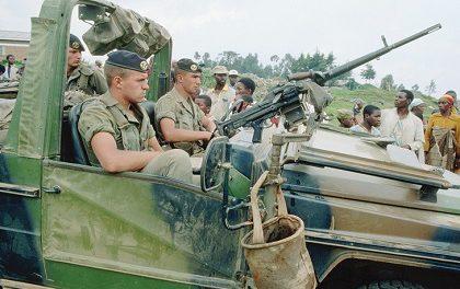 GENOCIDE : Implication de la France dans le Génocide Contre les [Ba]Tutsi: un Nouveau Témoignage sur l'Opération « Turquoise »