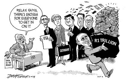 AFRIQUE : La Solution Russe ?