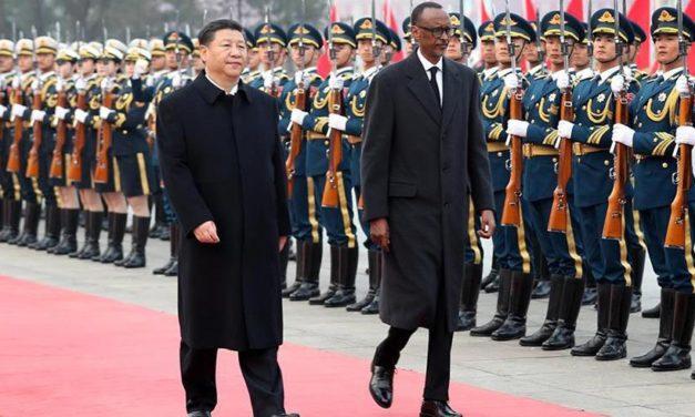 Rwanda – Visite officielle du président chinois Xi Jinping, le Président du Mozambique, ainsi que du Premier Ministre indien Narendra Modi