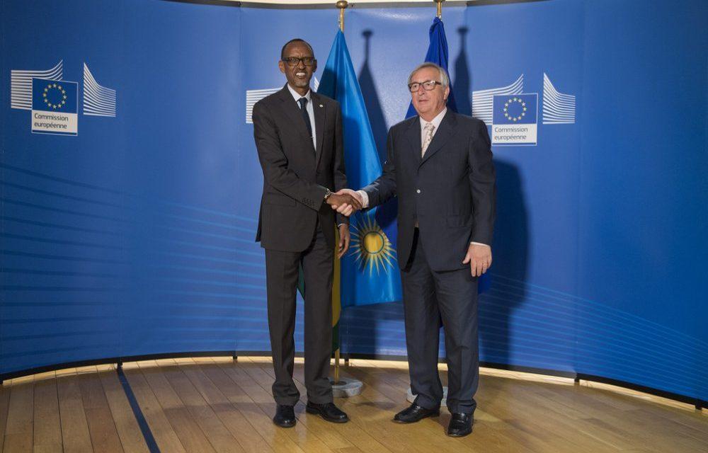 L'Union Européenne soutient les réformes de l'Union Africaine.