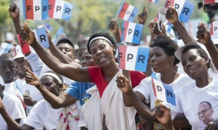 Rwanda – Elections parlementaires – les primaires au FPR-Inkotanyi commencent ce week-end.