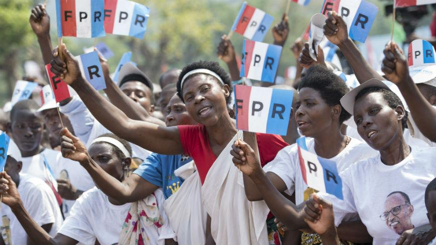 Rwanda – Elections parlementaires – les primaires au FPR-Inkotanyi commencent ce week-end.