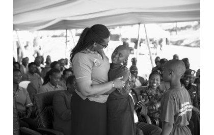 Jeannette Kagame recommande une amélioration nutritionnelle de l'enfant rwandais