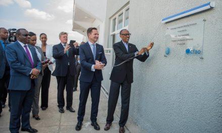 L'inauguration officielle de l'usine de « Volkswagen (VW)» au Rwanda par le Président Paul Kagame