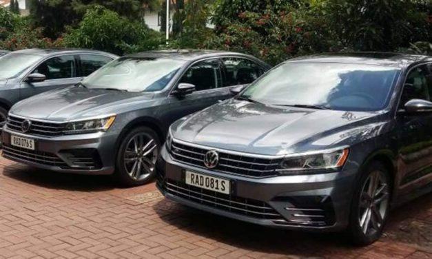 Rwanda – Combien coûteront les voitures Volkswagen assemblées localement ?