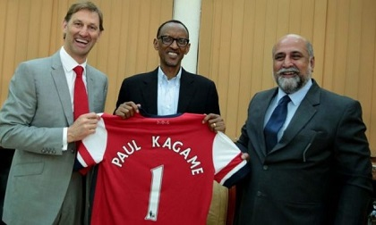 TOURISME : « Visit Rwanda »: Ce que Kigali Entend Obtenir de son Marketing sur le Maillot d'Arsenal
