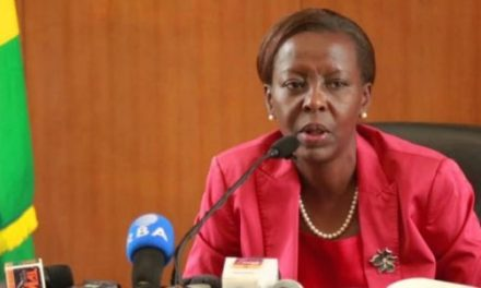 Louise Mushikiwabo à Madagascar pour le dépôt officiel de sa candidature au poste de SG de la Francophonie