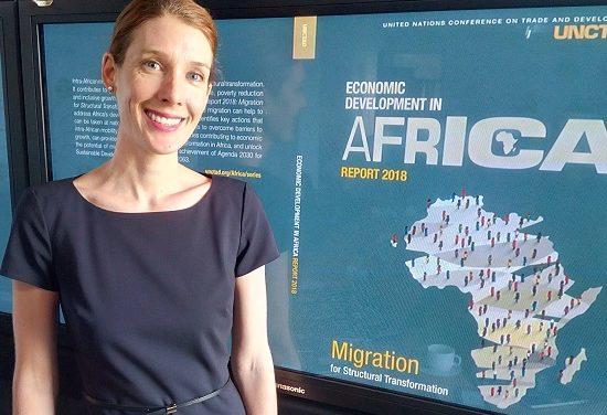 Les migrants internationaux vivant au Rwanda ont contribué pour 13 % au Rwanda en 2012