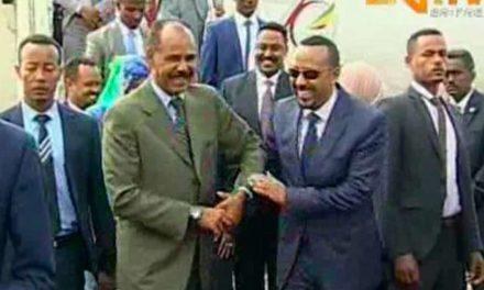 Ethiopie-Erythrée: l'espoir enfin…