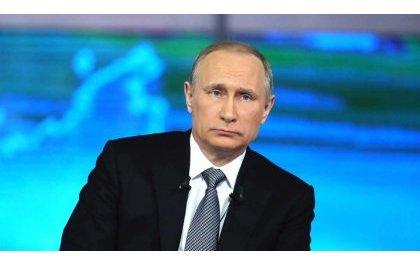 Putin: Intasi yahindutse Perezida utavugirwamo w'u Burusiya –Ikiganiro n'uwo baganiriye