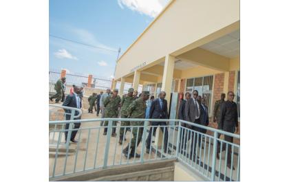 Kagame et sa stratégie de développement ; inaugure un village moderne pour indigents