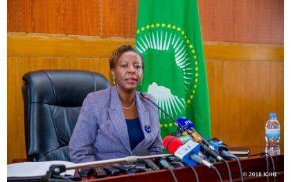 La Côte d'Ivoire et le Burkina Faso soutiennent la candidate rwandaise au poste de SG de la Francophonie