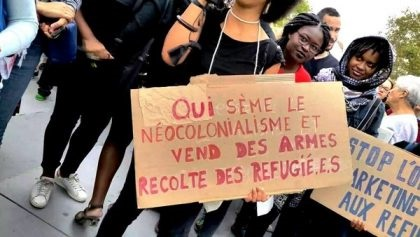OCCIDENT : Néocolonialisme et « Crise des Migrants »