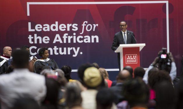 Rwanda – Le Président Paul Kagame : «Les défis seront toujours là, ce qui importe est de les affronter»