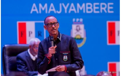 Mu nshingano dufite, nta muntu n'umwe uri kamara- Perezida Kagame