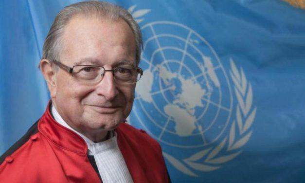 Rwanda – Un juge maltais remplacera Theodor Meron à la tête du « Mécanisme pour les Tribunaux Pénaux Internationaux »