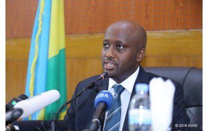 OIF: Nduhungirehe yasubije ababaye abaminisitiri b'u Bufaransa banenze kandidatire ya Mushikiwabo