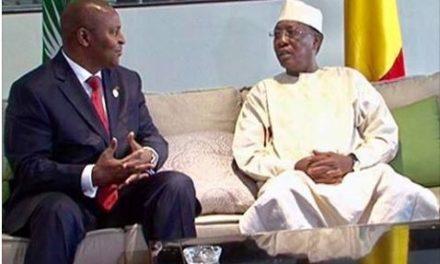 Pourquoi Idriss Deby renonce-t-il de renverser le président centrafricain ?