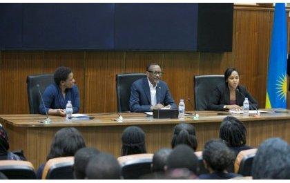 Kuki nka Afurika dukomeza kugondoza Imana? -Perezida Kagame