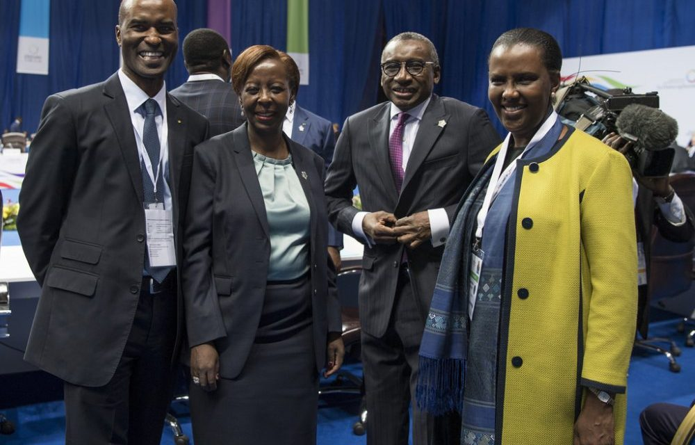 Image result for Louise Mushikiwabo