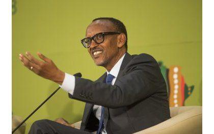 Kagame yavuze ku butumire bwa Macron, uburakari bwa Michaëlle n'aho ageze amenya Igifaransa
