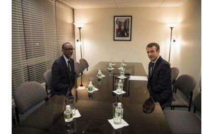 Une Relations France Rwanda relancées
