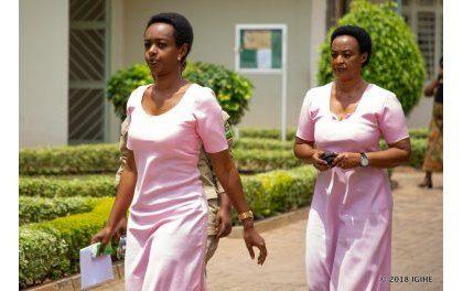 La Haute Cour de Kimihurura a acquitté Diane Rwigara et ses co-accusés