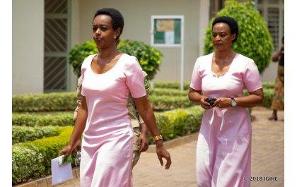 'U Rwanda ntirukeneye gushimirwa ifungurwa ry'abo kwa Rwigara'