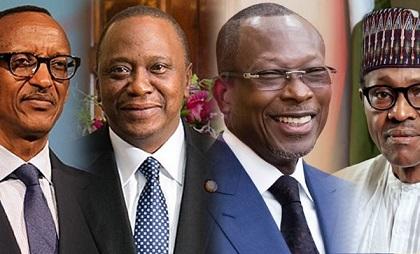 AFRIQUE : Indice de Perception de la Corruption :