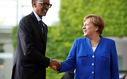 BERLIN : Onze Pays Africains dont le Rwanda à la Conférence G20-Compact  With Africa