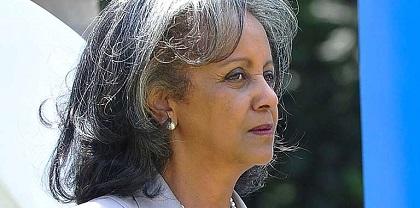 ADDIS ABEBA : Pour la Première Fois, l'Ethiopie a une Femme Présidente