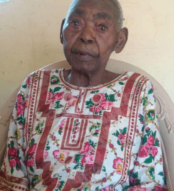 Nyirabahinzi abarirwa imyaka 126, abazungu baduka yari inkumi