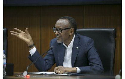 Perezida Kagame yatanze umukoro ku kibazo cy'Abanyafurika barohama mu Nyanja bajya i Burayi