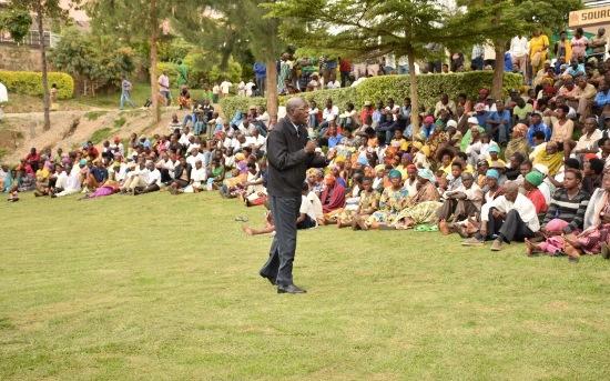 L'Ombudsman est à Karongi cette semaine pour régler les cas d'injustice envers la population