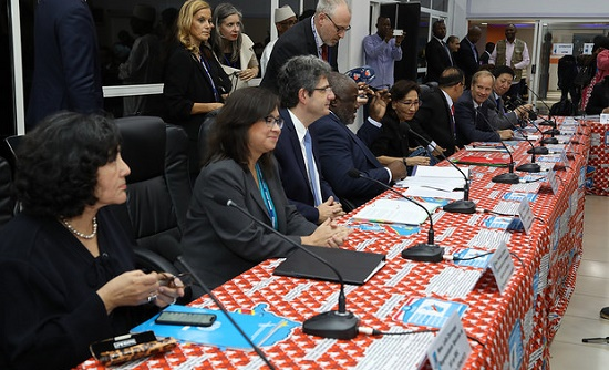 Le Conseil de sécurité de l'ONU à Kinshasa