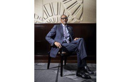 INTERVIEW Paul Kagame : « Nous ne voulons pas rester otages de notre histoire »