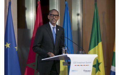 Kagame au G20 Compact with Africa réclame un partenariat Europe-Afrique équitable