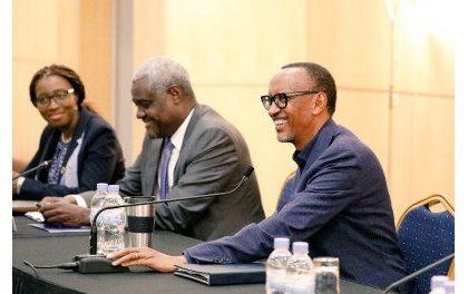 Perezida Kagame yayoboye inama ku mavugurura muri AU