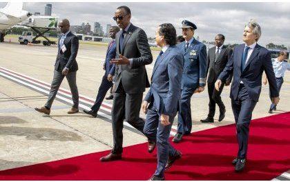Perezida Kagame yitabiriye inama ya G20 muri Argentine