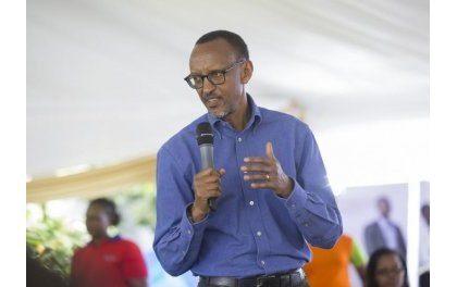 Kagame manifeste une volonté politique de renforcement du français au Rwanda