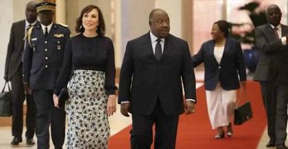 GABON : Ali Bongo Quittera Ryad Pour Rabat Mercredi, Selon son Épouse