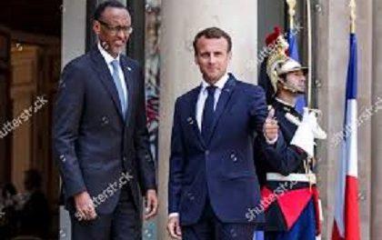 FRANCE : Président Kagame au Centenaire de l'Armistice à Paris