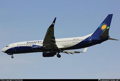 RWANDAIR :  En Route vers Johannesburg et Addis-Abeba