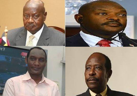 L'Uganda et le Burundi dans un complot de soutien aux mouvements rebelles rwandais