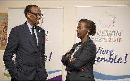 Perezida Kagame na Mushikiwabo ku rutonde rw'abantu 100 bavuga rikumvikana muri Afurika