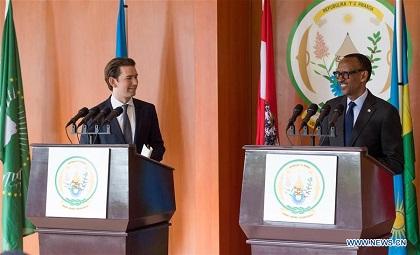 Le Rwanda Co-Organise un Forum de Haut Niveau Afrique-Europe avec l'Autriche