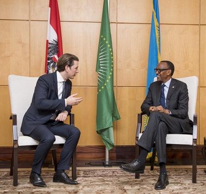 MIGRATION : Paul Kagame: « Il n'Est pas Trop Tard Pour s'Attaquer à la Crise de l'Immigration en Europe »