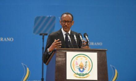 «La mise en œuvre de l'Intégration régionale exige aux Rwandais d'avoir consolidé leur Unité interne »-Paul Kagame