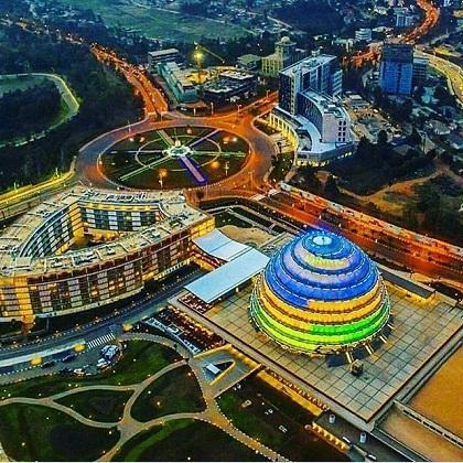 RWANDA : Paul Kagame, Symbole d'un Renouveau